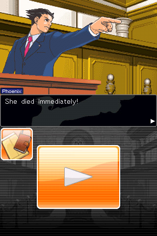 Phoenix Wright Trilogy HD