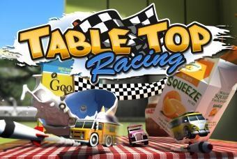 """Micro Machines Klon """"Table Top Racing"""" gratis laden"""