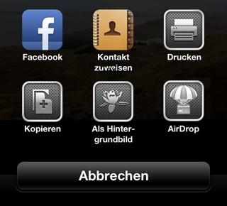 WWDC: iOS 7 mit Airdrop Feature?