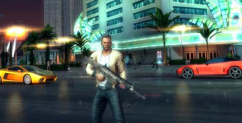 """Gameloft veröffentlicht Action Hit """"Gangstar Vegas"""""""