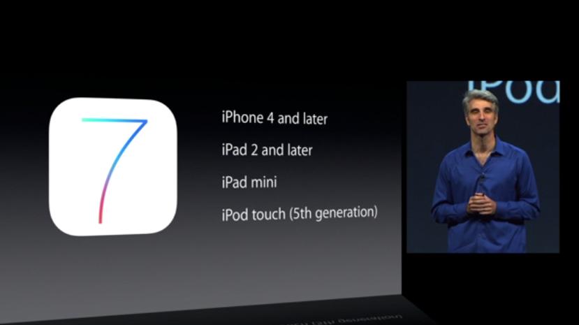 Ausblick: Das macht iOS7 neu