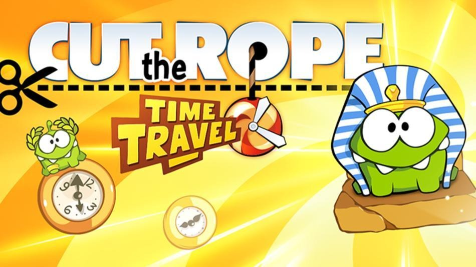"Zeptolab reduziert iPad Version des Casual Hits ""Cut The Rope: Time Travel HD"""