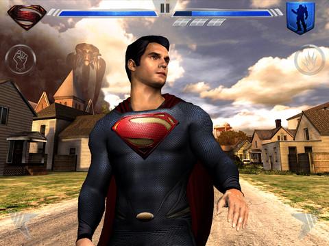 """""""Man Of Steel"""" - Das Spiel zum Film von Warner Bros. erscheint im App Store"""