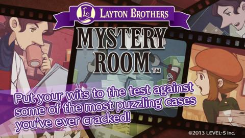 Spieledonnerstag Take 2: Layton Brothers Mystery Room und Samurai Shodown II