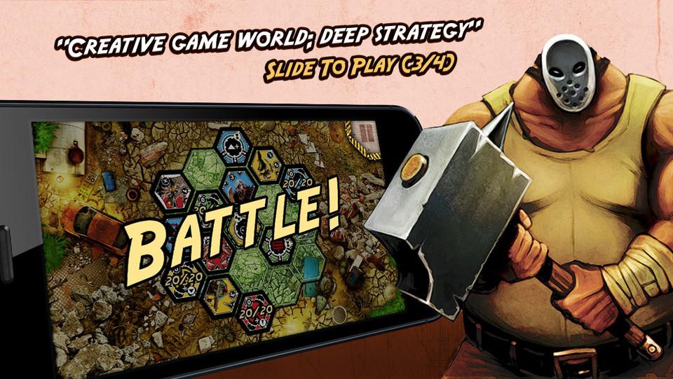 "Brettspiel Klassiker ""Neuroshima Hex"" jetzt vergünstigt im App Store"