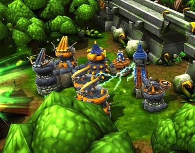 """Das schickste 3D Tower Defense Spiel """"Siegecraft TD"""" erscheint diesen Donnerstag"""