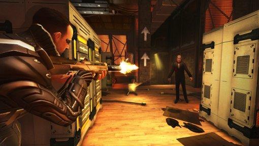 "Der beste Shooter im Appstore? Unser ""Deus Ex: The Fall"" Review"