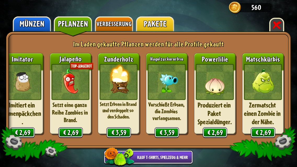 review plants vs zombies 2 kostenlos und genial app. Black Bedroom Furniture Sets. Home Design Ideas