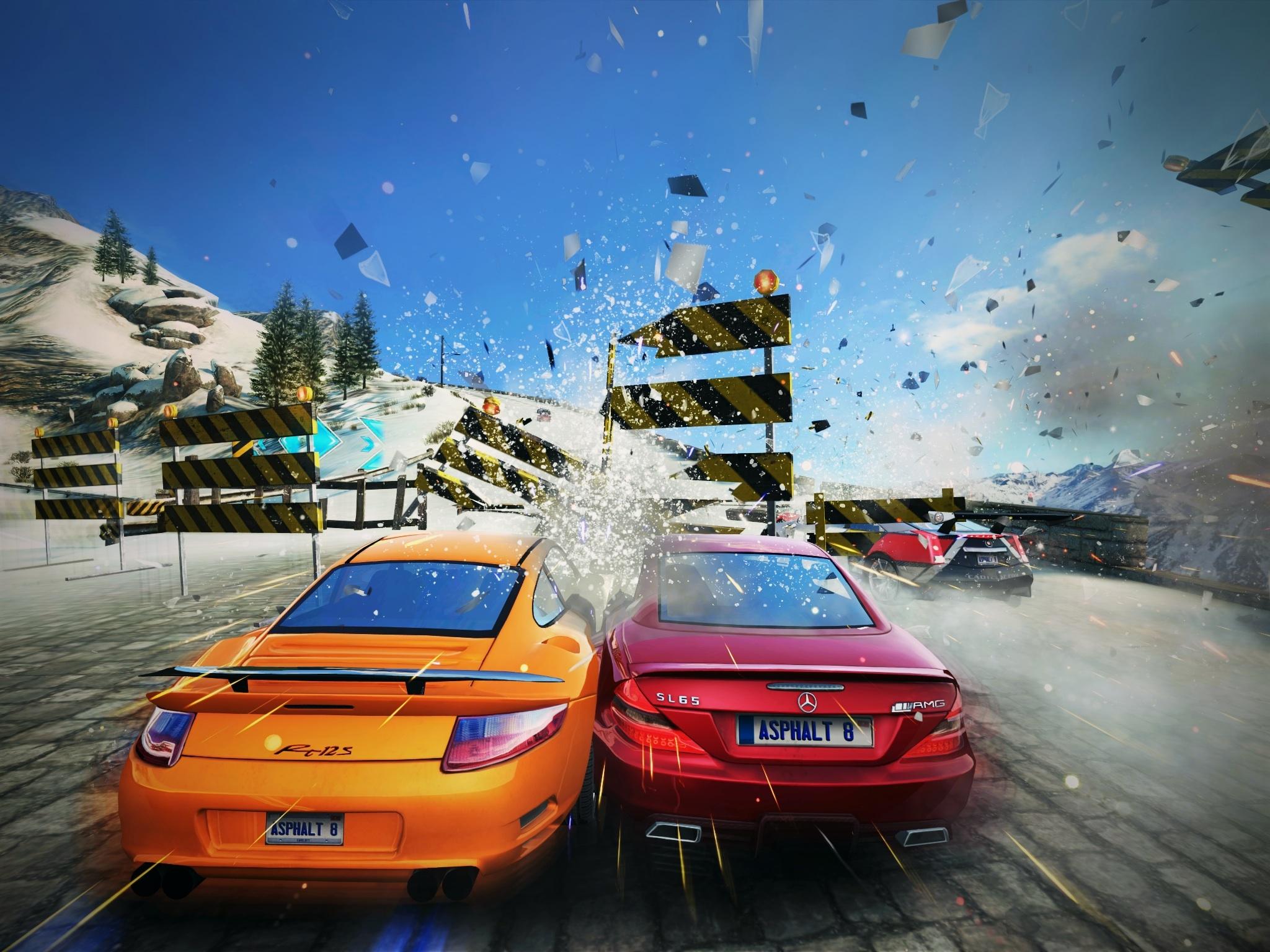 """Gameloft - Release von """"Asphalt 8"""" verzögert sich etwas - Neue Screenshots"""