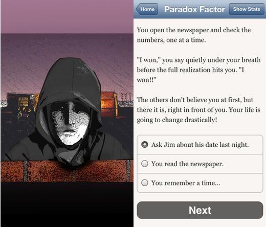 paradox factor